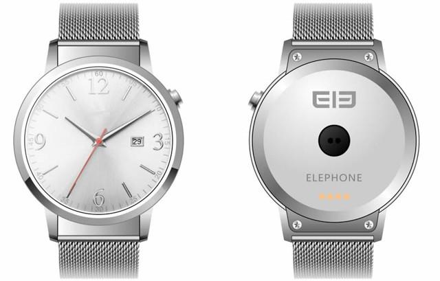 Elephone préparerait une montre connectée au design léché