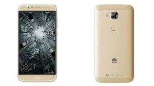 HuaweiG8 : un smartphone de milieu de gamme avec un capteur d'empreintes digitales