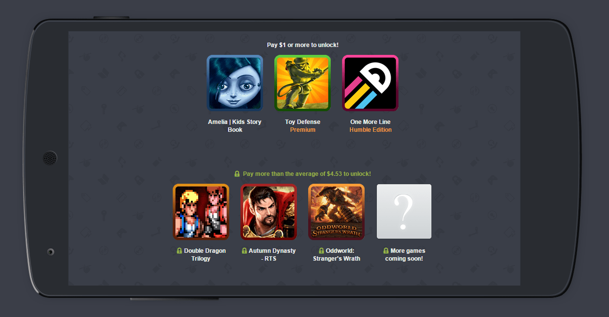 Humble Mobile Bundle fait dans l'hétéroclite : Double Dragon Trilogy, One More Line, Oddworld…