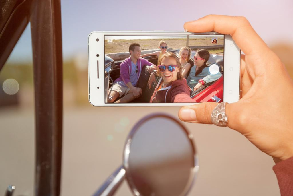 Lenovo Vibe S1, deux capteurs pour de plus beaux selfies