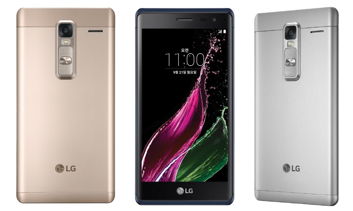 LG Class, le premier smartphone tout en métal du Coréen