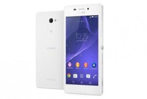 Android 5.1.1 fait enfin son entrée sur les Sony Xperia M2 et M2 Aqua