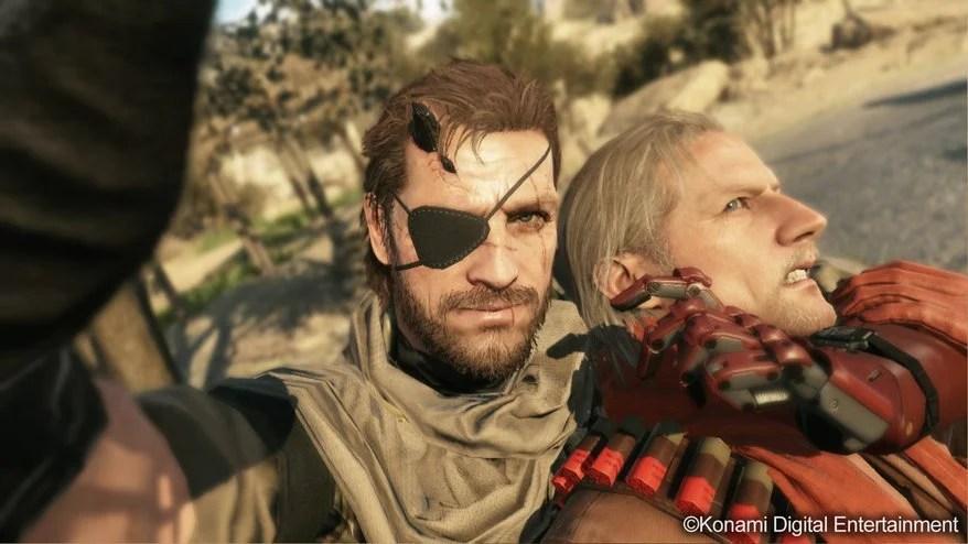 Metal Gear Solid V: The Phantom Pain : l'application compagnon est disponible