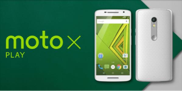 Bon plan : le Motorola Moto X Play est en promotion à 279 euros aujourd'hui seulement