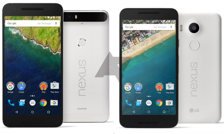 Nexus 5X et 6P : ni port microSD, ni charge sans fil, ni OIS