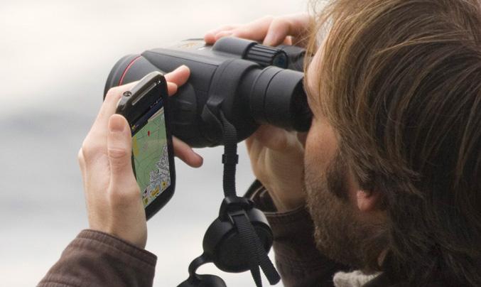 Avec l'application Naturalist, votre smartphone et vous faites de la science participative !