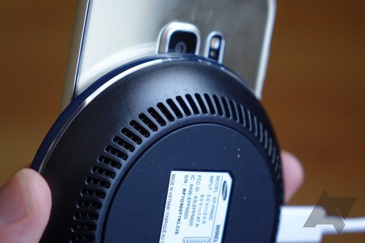 Samsung : le nouveau chargeur Qi peut dissiper la chaleur