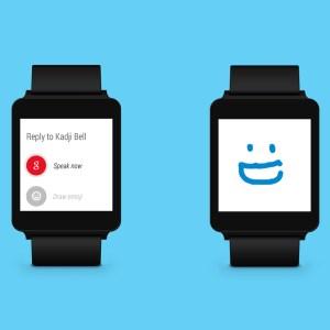 Skype est désormais compatible avec Android Wear