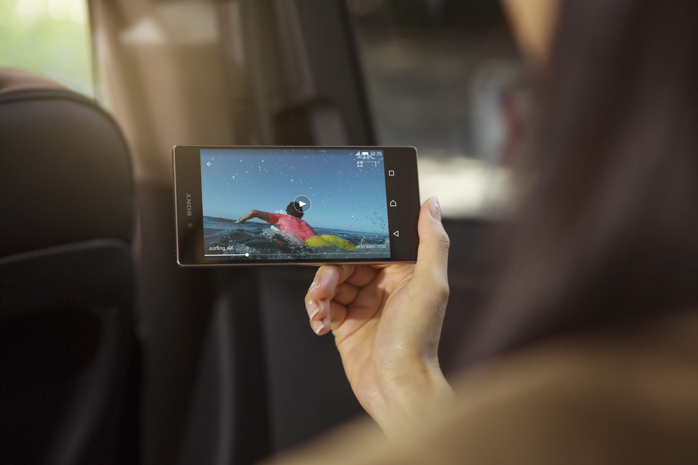 Sony Xperia Z5, Z5 Compact, Z5 Premium : on connaît leur prix de lancement