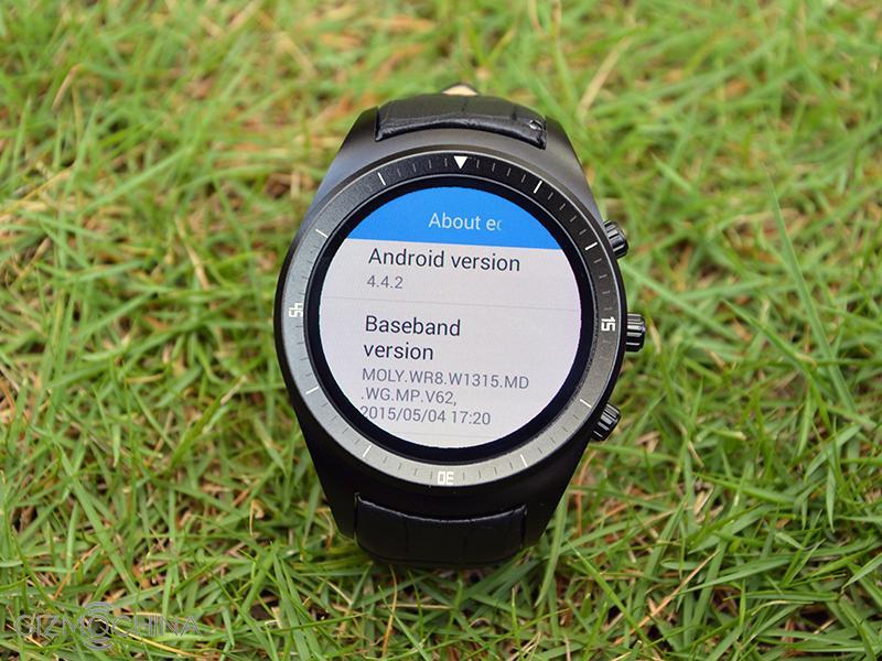 Zeaplus Watch K18 : une montre connectée sous Android… KitKat