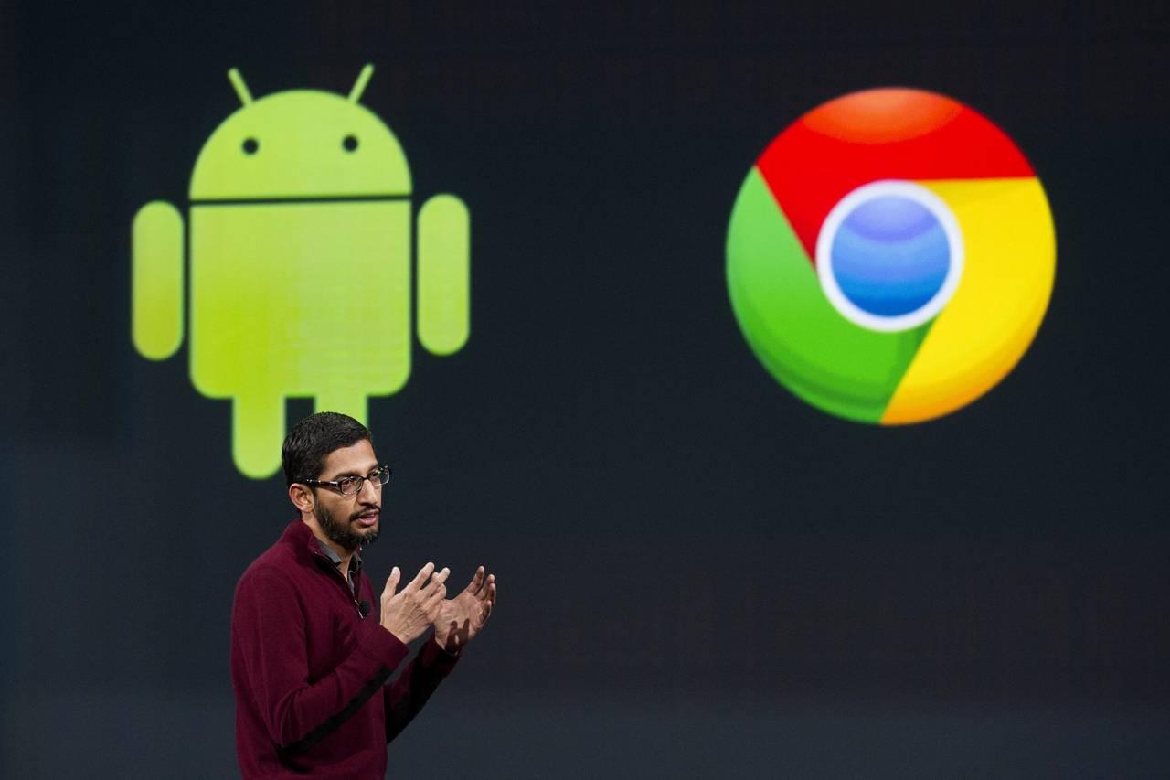 Project Andromeda, la fusion Android-Chrome OS, serait montré le 4 octobre