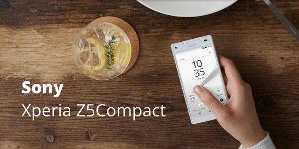 Bon plan : Le Sony Xperia Z5 Compact est en promotion à 499 euros