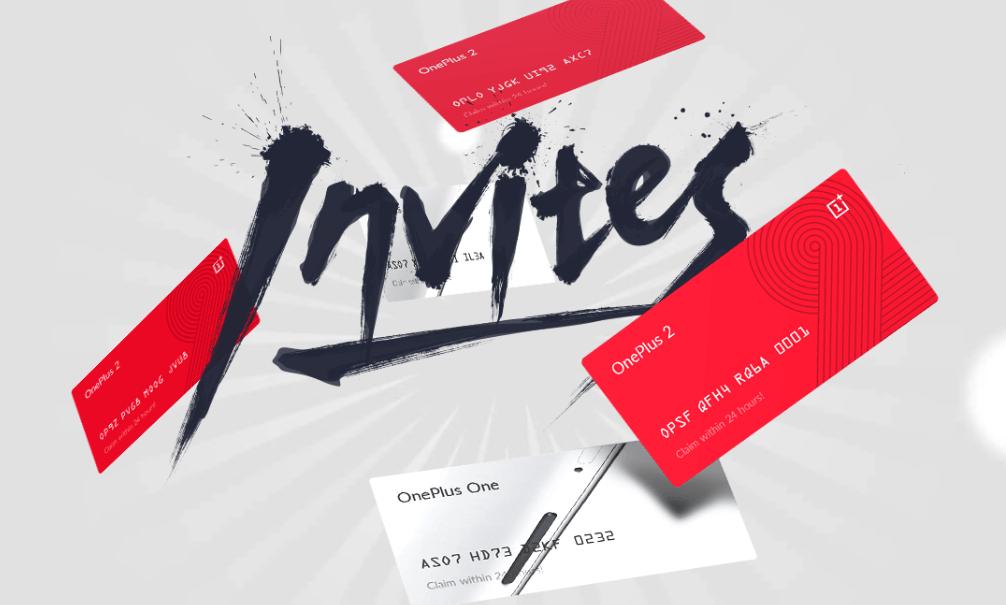 OnePlus : vos invitations sont maintenant valables trois jours