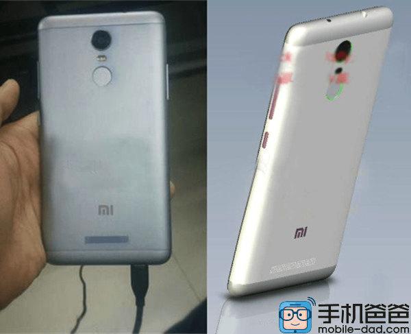 Un Redmi Note 2 Pro en métal et avec un lecteur d'empreintes ?