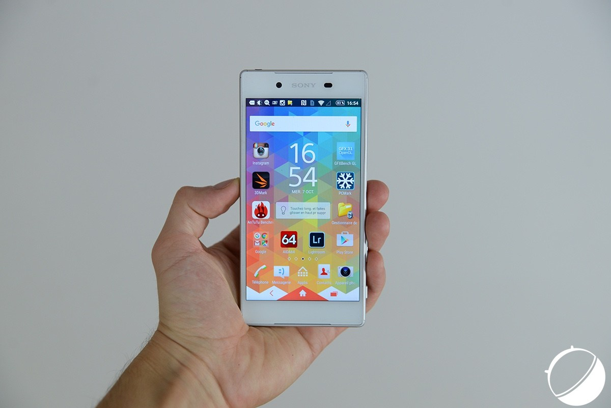 Test du Sony Xperia Z5, le véritable successeur du Xperia Z3