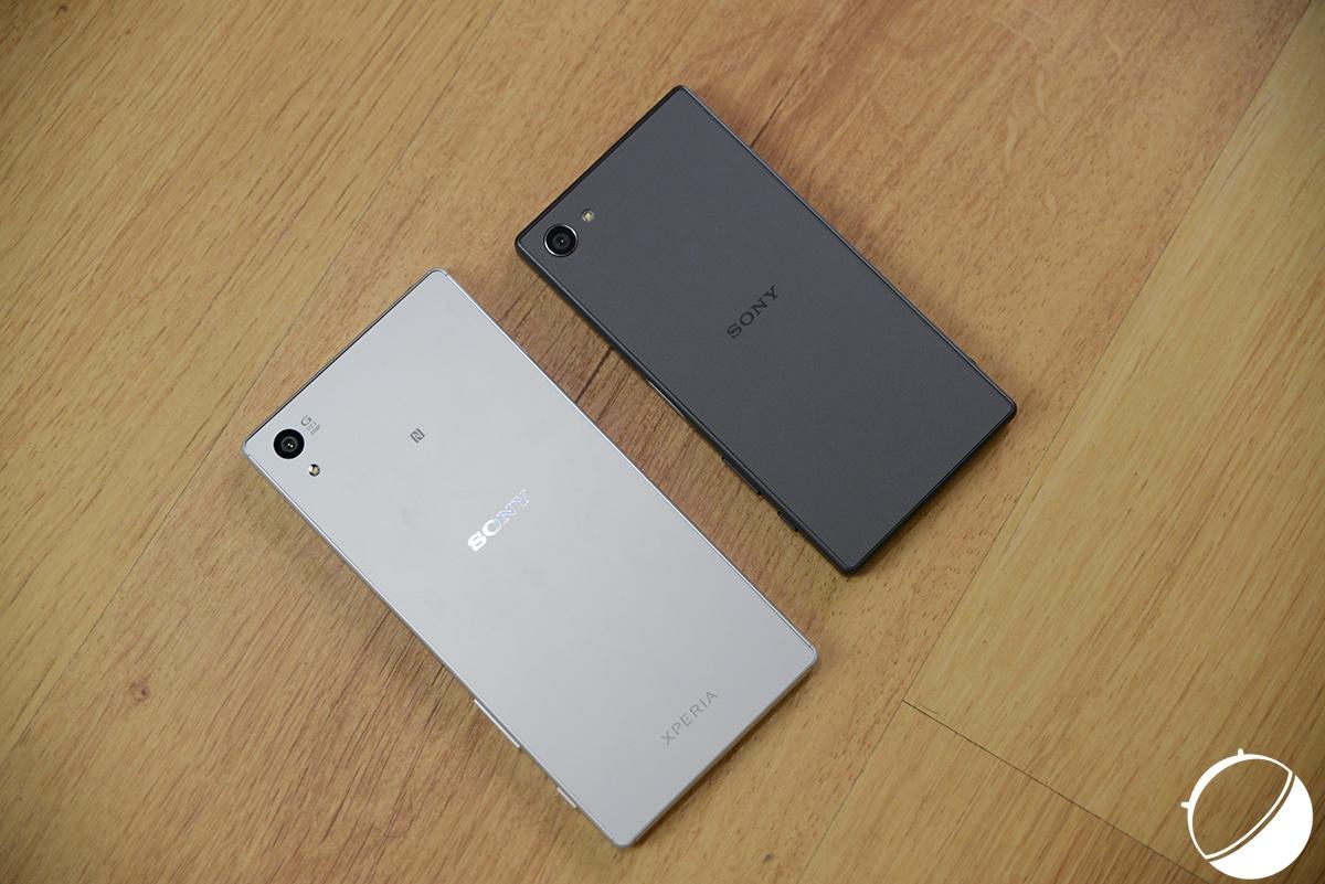 Test du Sony Xperia Z5 Compact, une formule convaincante
