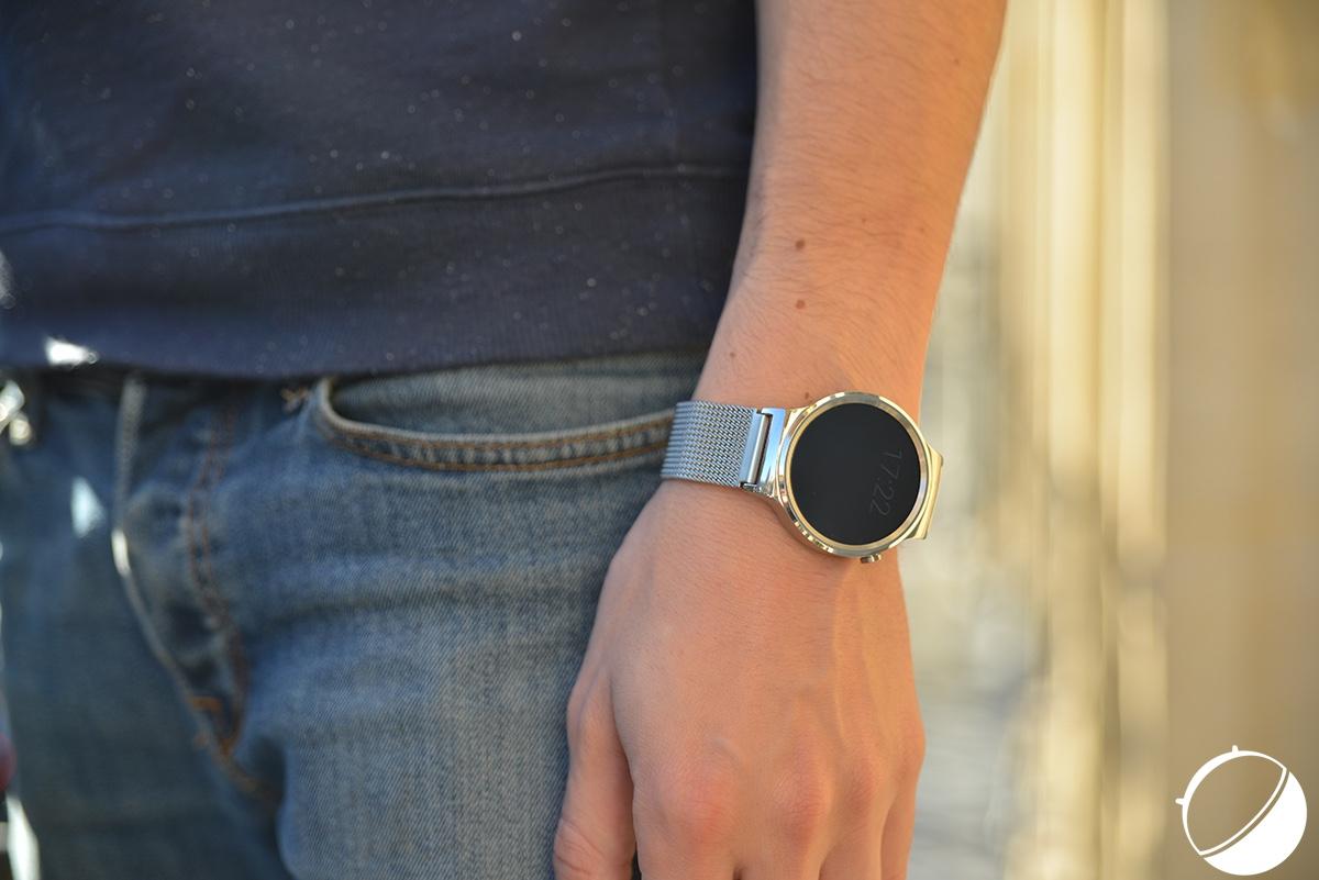 Huawei Watch : tout ce qu'il faut savoir