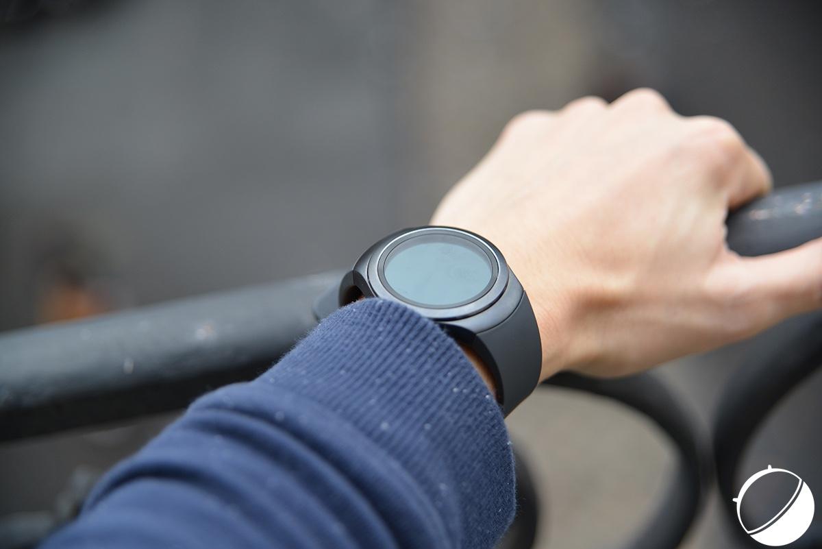 Samsung Gear S2 : tout ce qu'il faut savoir