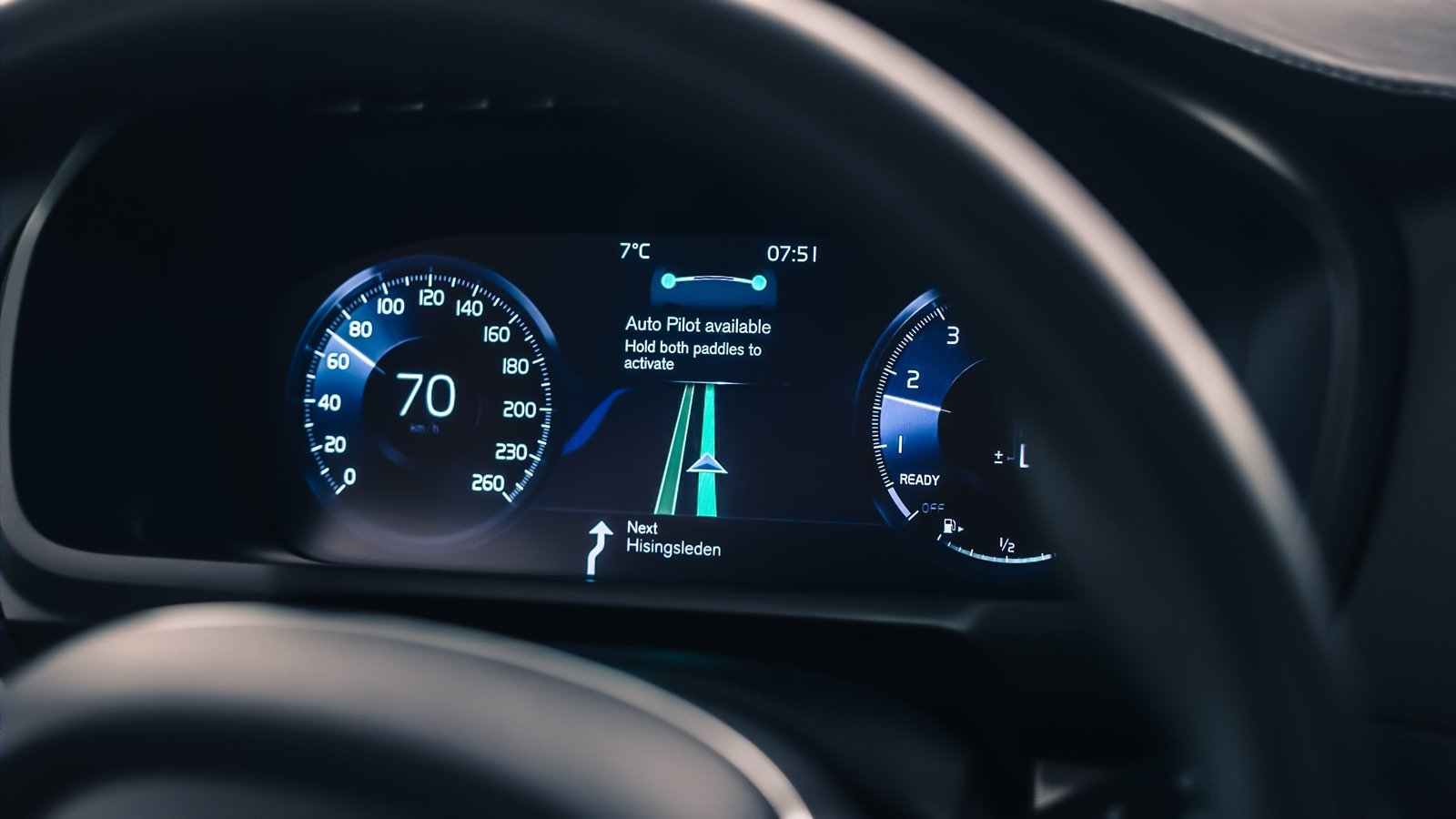 Voitures autonomes : Volvo engagera sa responsabilité en cas d'accident