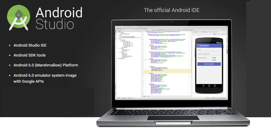 Android Studio1.4 est disponible au téléchargement en version stable