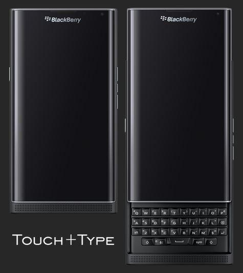 BlackBerry Priv : son écran, son clavier et sa batterie détaillés par le constructeur