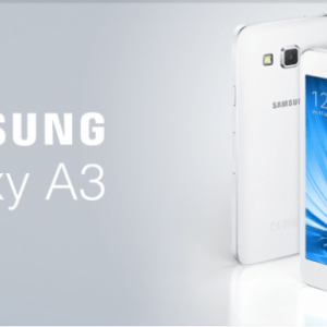 Bon plan : le Samsung Galaxy A3 est à 195 euros