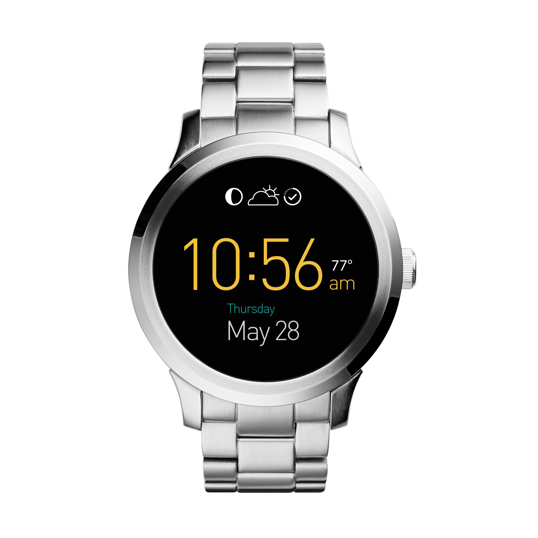 Founder : la montre Android Wear de Fossil, c'est elle