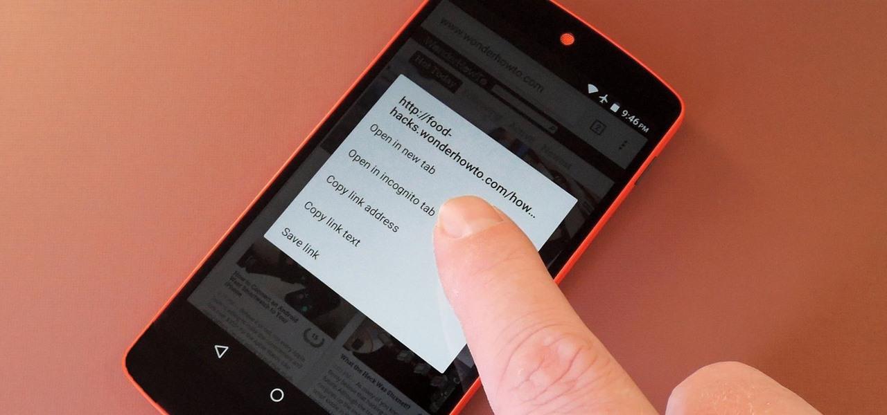 3D Touch sur Android, à l'aide du baromètre