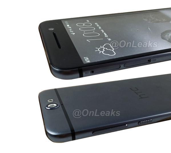 HTC One A9 : des rendus 3D supposés le dévoilent sous toutes ses coutures