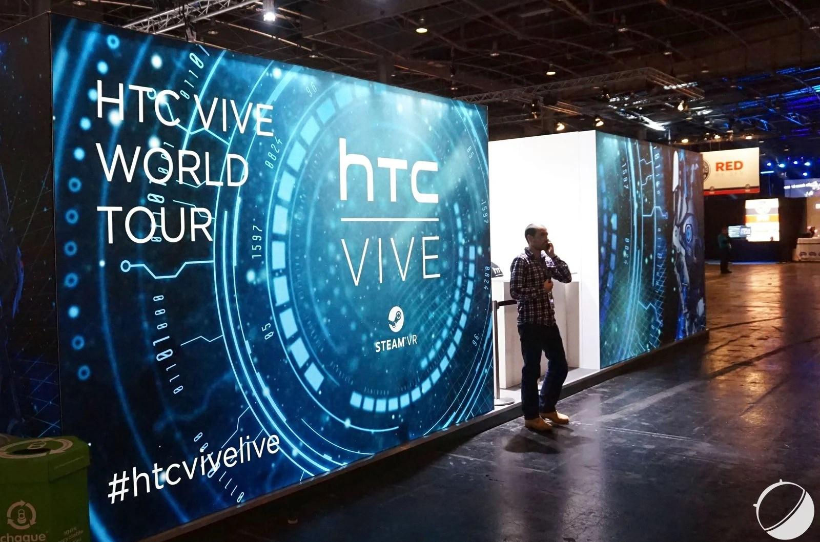 Une division dédiée à la réalité virtuelle ? HTC dément
