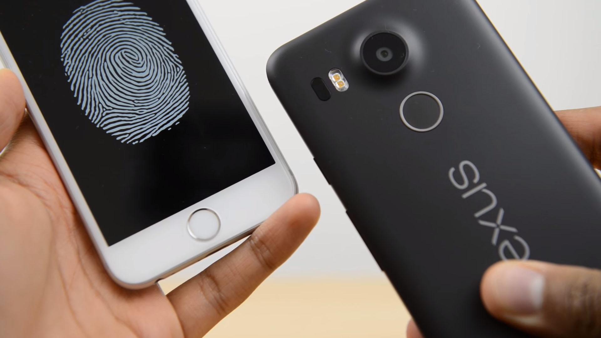 Les capteurs d'empreintes seront bientôt dans un smartphone sur deux