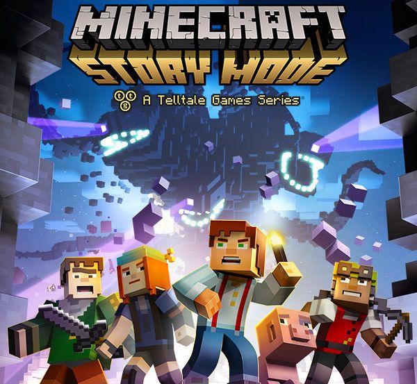 À moins de deux semaines de sa sortie, Minecraft Story Mode fait un point sur son scénario