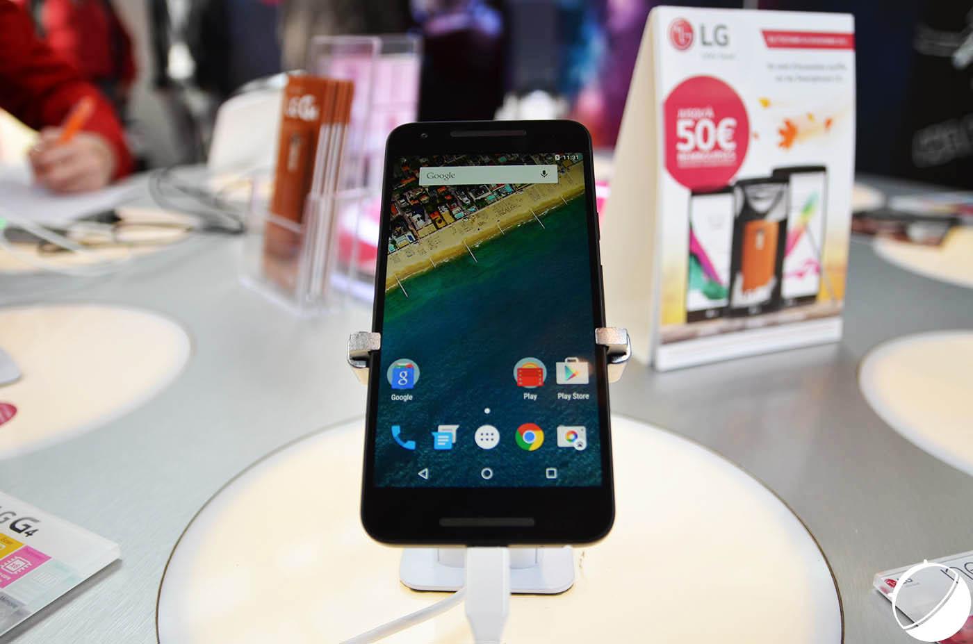 TWRP s'adapte au Nexus 5X