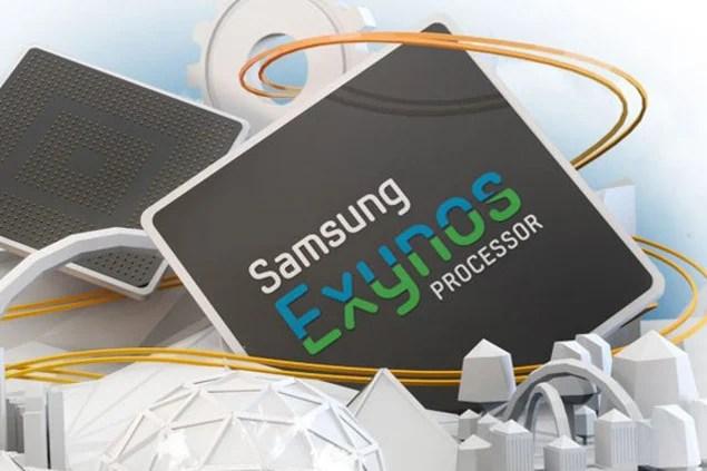 Galaxy Note 9 : Samsung produira ses nouveaux Exynos en 7nm EUV dès le second semestre