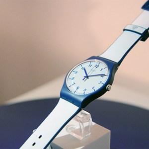 Swatch vise le paiement sans contact avec une montre… analogique