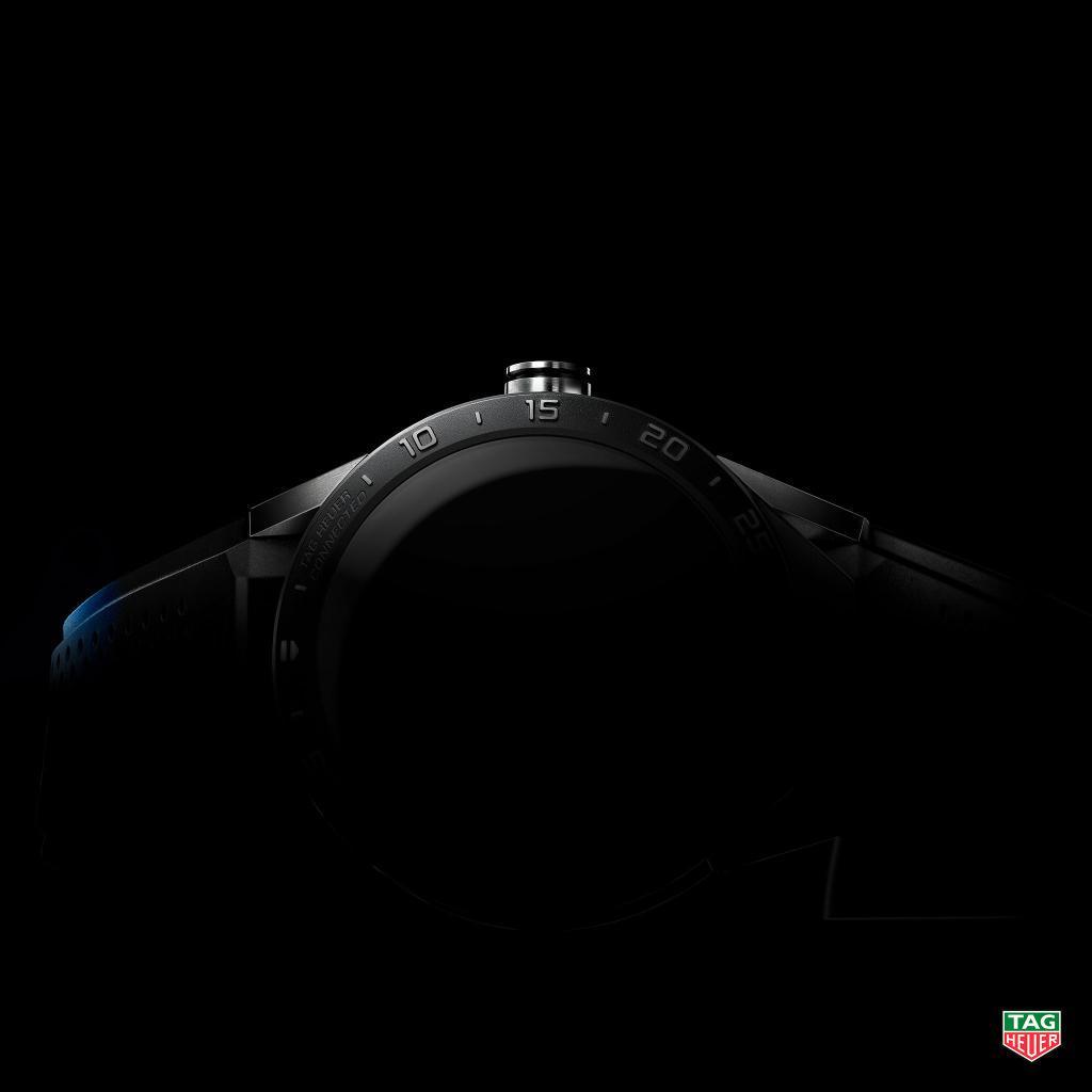 Carrera Connected : la montre connectée de Tag Heuer coûtera 1400 euros