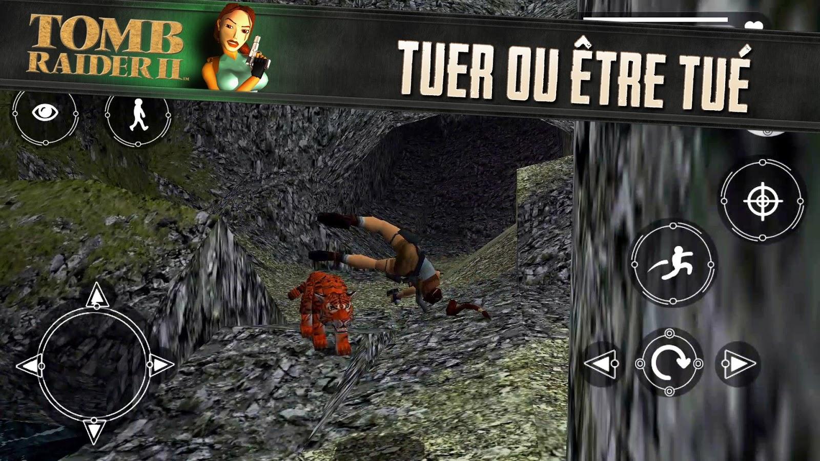 Tomb Raider II explore enfin le monde Android