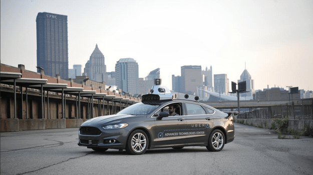 Uber déploie de plus en plus de véhicules de cartographie