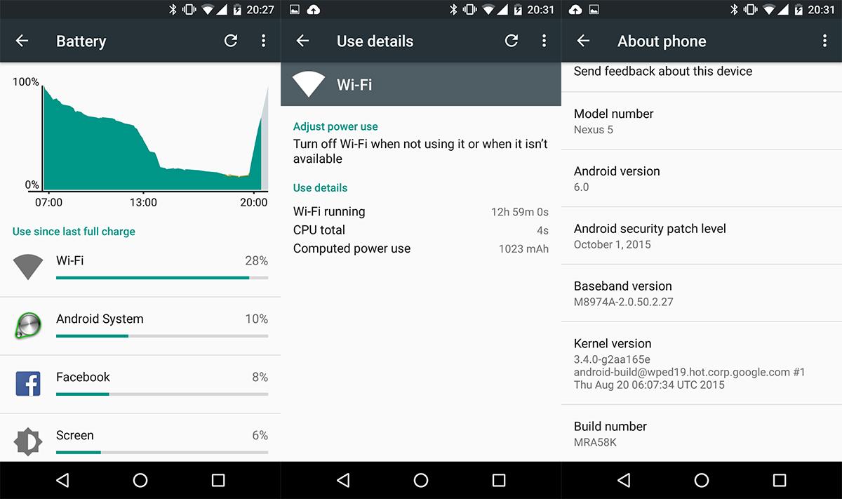 Android 6.0 Marshmallow : un premier problème d'autonomie à cause du Wi-Fi ?