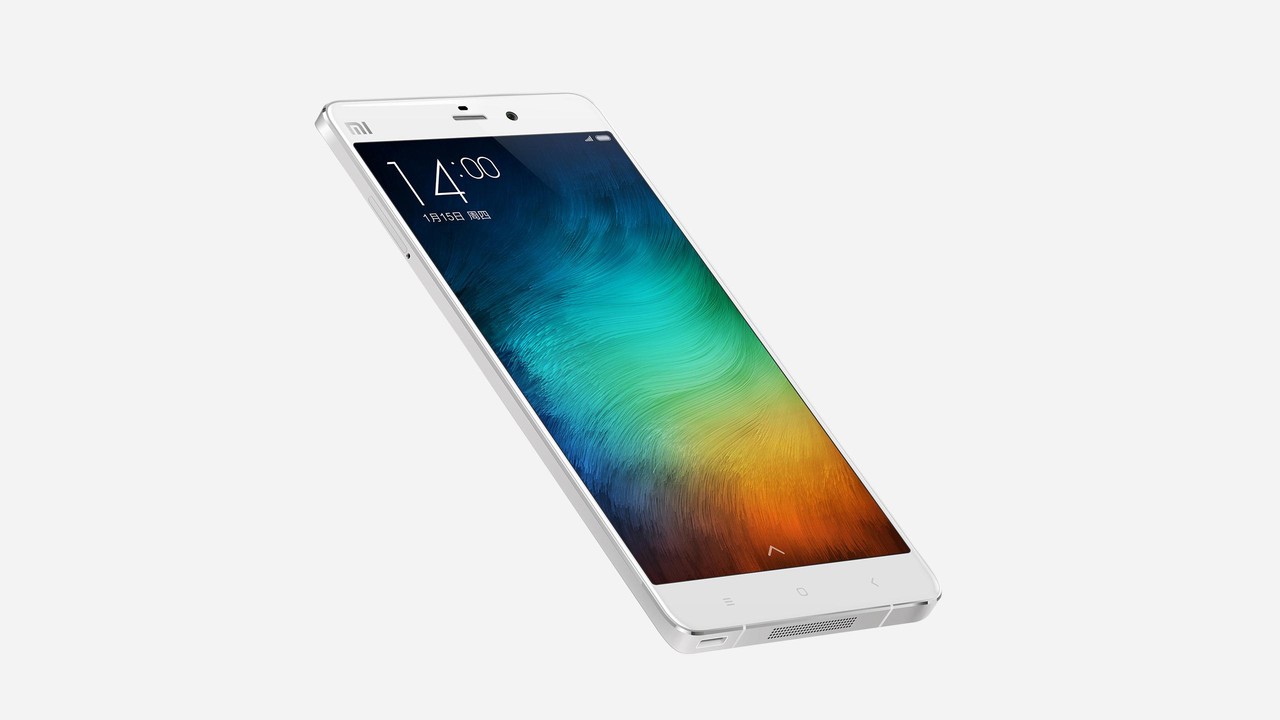 Un Xiaomi Mi Note 2 à prévoir pour le 5 novembre ?