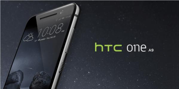 Bon plan : le HTC One A9 est déjà à 479 euros