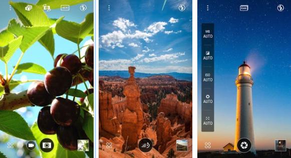 L'excellente application photo HTC débarque sur le Play Store