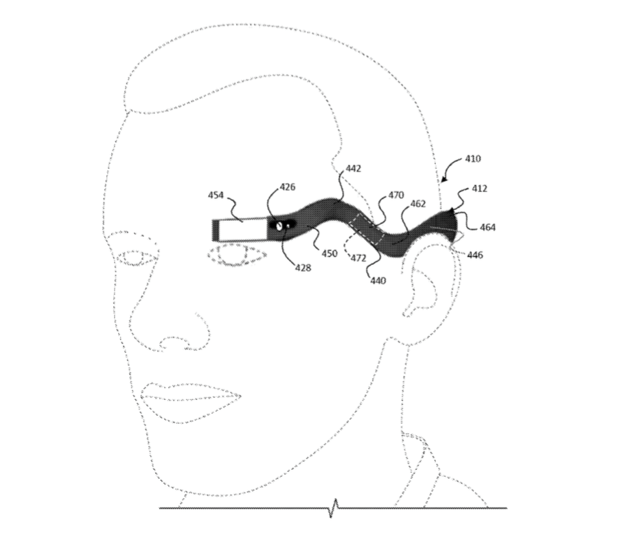 Google Glass 2.0 : et s'il s'agissait d'un monocle ?