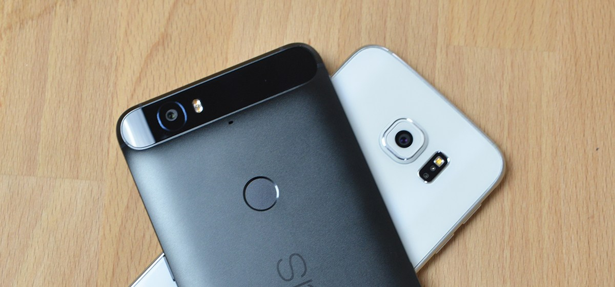 Comparatif photo : le Nexus 6P face au Samsung Galaxy S6
