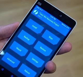 TWRP désormais disponible sur le Xiaomi Redmi Note 3