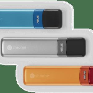 Le Chromebit d'Asus place Chrome OS dans une clé HDMI à bas prix