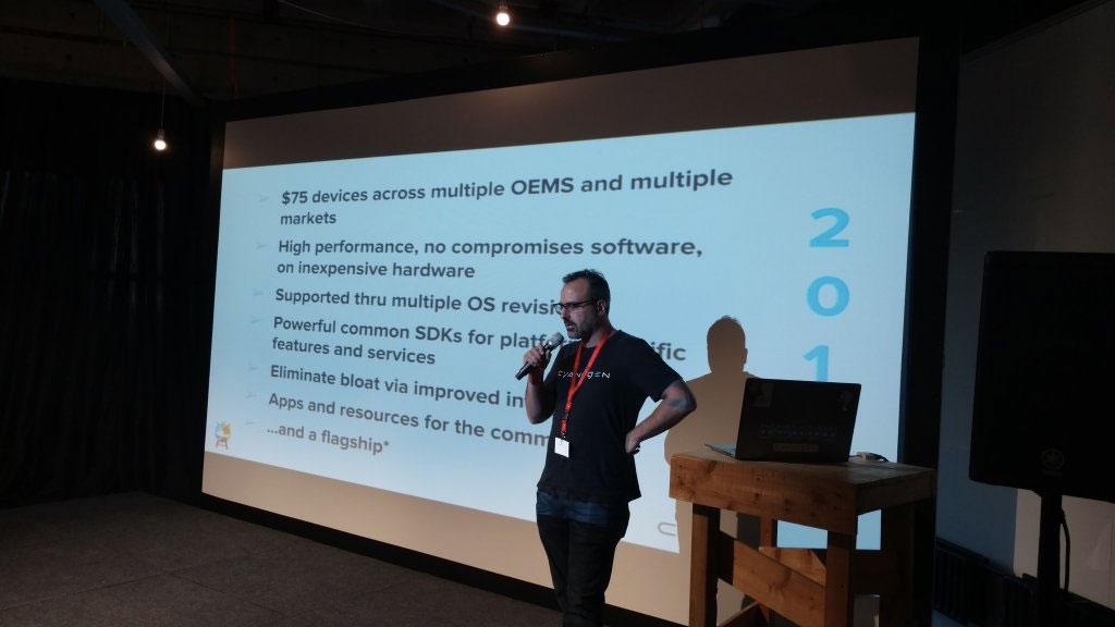 En 2016, il faudra compter sur Cyanogen pour des terminaux à très bas prix