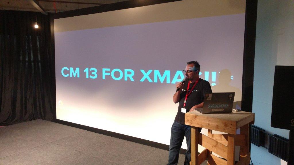 CyanogenMod 13 est espéré pour Noël