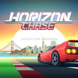 Horizon Chase : la course de voiture façon année 90 est disponible sur Android