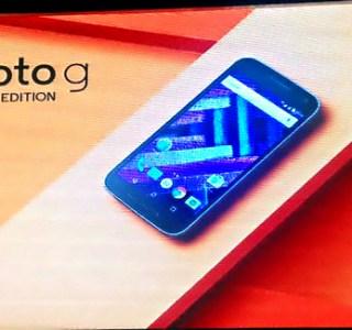 Motorola Moto G Turbo Edition, une promesse de puissance